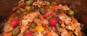 Pressure Cooker Summer Italian Chicken